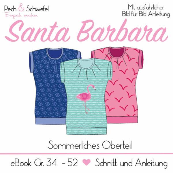 Titelbild Santa Barbara Schnittmuster